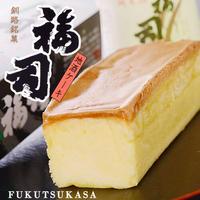 【釧路銘菓】地酒ケーキ 福司 純米酒