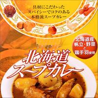 【寿フーズ】北海道 スープカレー 一人前 電子レンジ専用