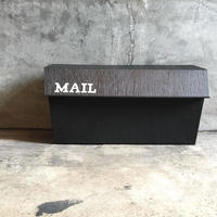 Horizontal Poly Wall Mount Mail Box