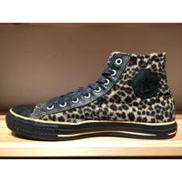 【USED】CONVERSE ALL STAR LEOPARD FUR HI