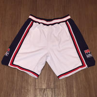 MITCHELL&NESS NBA USA BASKETBALL SHORTS 92 HOME
