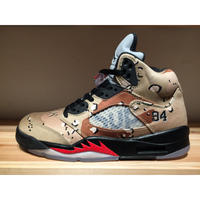 ☆SUPREMEコラボ - NIKE AIR JORDAN 5 RETRO SUPREME