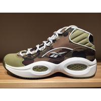 ☆A BATHING APE・MITA SNEAKERSコラボ - REEBOK QUESTION MID BAPE