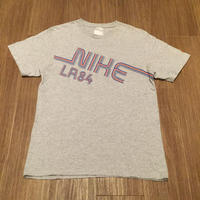 ☆1990'S MID-LATE -【USED】NIKE 84 LOS ANGELES GAMES TEE