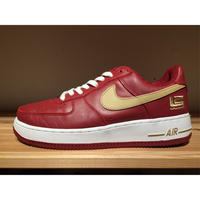 ☆LeBRON JAMES・CAVSモデル -【USED】NIKE AIR FORCE 1
