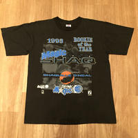 ☆1990's EARLY・アメリカ製 -【VINTAGE】LOGO7 SHAQ ROOKIE OF THE YEAR TEE