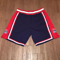 MITCHELL&NESS NBA USA BASKETBALL SHORTS 92 AWAY