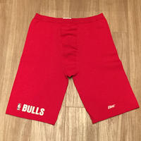 ☆アメリカ製 -【USED】BIKE BULLS COMPRESSION SHORT