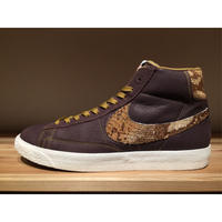 ☆SAFARI COLLECTION -【USED】NIKE BLAZER MID PRM VNTG QS