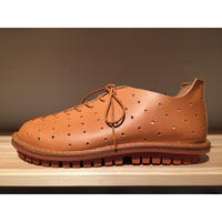☆ドイツ製 -【VINTAGE】TRIPPEN GOLF NATUR RED/TR