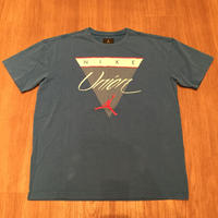 ☆UNIONコラボ - NIKE JORDAN × UNION NRG VAULT AJ FLIGHT TRIANGLE TEE