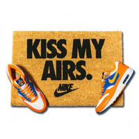 ☆日本未発売 - NIKE KISS MY AIRS DOORMAT