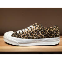 【USED】CONVERSE JACK PURCELL LEOPARDFUR
