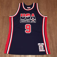 MITCHELL&NESS NBA AUTHENTIC JERSEY TEAM USA 92 MICHAEL JORDAN AWAY