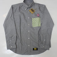 NINE ORIGINAL DOTPOCKET OXFORD SHIRT
