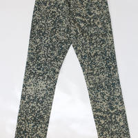 JOHNSON PANT - Camo Stain, Leaf