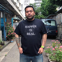 """RAPPER  IS  REAL 漢""  BLAIX"