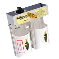 2連カセットガス供給器セット