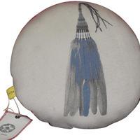 インディアンモチーフ クッション