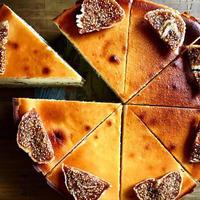 フィグリコッタチーズケーキ
