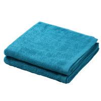[2枚セット]バスタオル tarou800 マリン