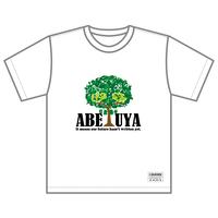 阿部の木ロゴTシャツ(タグ付)