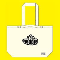 LOGBOOK 2WAYトートバッグ(内ポケット&タグ付)
