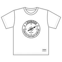 LOGBOOKコンパスロゴTシャツ(タグ付)