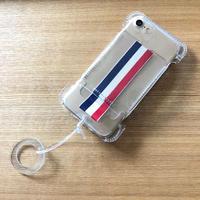 【PVCアビケース】abicaseVinyl/iPhoneSE(2020)用リボンウォレットジャケット