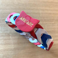 【予約受付】 aiboの首輪/トリコロール