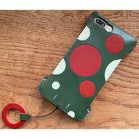 1点物【iPhone8Plus】イタリアンカラー/シンプルジャケット