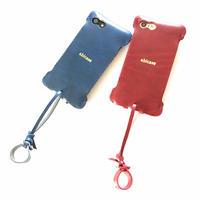 【在庫限り】iPhone7用(8もOK)ウォレットジャケット/ ルガトレッド