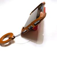 【iPhone XS Max】abicaseFSWJ/フラップスタンドウォレットジャケット