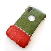 【サンプル】iPhone X/XS トリコローレジャケット