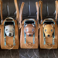 【1点限定福袋】abiBag& Collar&Puppy charm + α