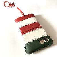【予約受付】iPhone7/8/SE2020 イタリアカラーウォレットジャケット