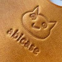 abicase猫ロゴ/ランダム