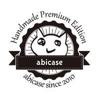 オプション:素材変更/abiBagイニシャルタグ