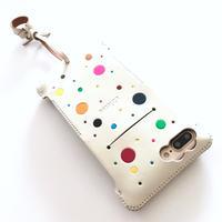 【1点モノ】iPhone6Plus &7 Plus swj  ドットジャケット