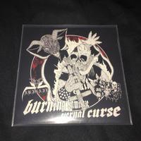 "Abigail ""Burning kamikaze eternal curse""  Split 7'ep with Terror Cross"