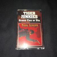 """Tiger Junkies '' Green tea or die/Sick of tiger"""" MC"""