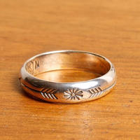 NORTH WORKS ノースワークス / 900Silver Stamp Ring 5 リング / W-024