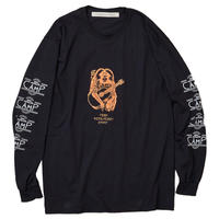 【全3色】AlexanderLeeChang アレキサンダーリーチャン / NAC 19 LT プリントロングスリーブTシャツ / AC011921