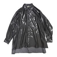 JieDa ジエダ / LAMINATE OVER SHIRT ラミネートオーバーシャツ / Jie-20S-SH03-C