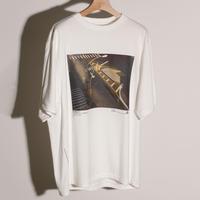 JANESMITH ジェーンスミス / PAPPALARDO NYC SHADOWS. S/S 半袖プリントTシャツ / 20SCT-#263L-MO