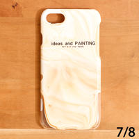 ideas and PAINTING / iPhoneケース(7/8) / 7/8-beg1-20127