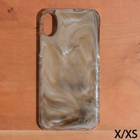 ideas and PAINTING / iPhoneケース(X.XS/10.10S) / 10-gry1-1908