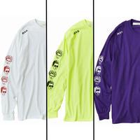 【全3色】AlexanderLeeChang アレキサンダーリーチャン / MS LT ロングスリーブTシャツ / AC011912
