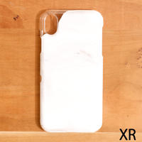 ideas and PAINTING / iPhoneケース(XR.10R) / XR-wht3-20127