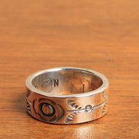 NORTH WORKS ノースワークス / 900Silver Stamp Ring リング / W-022